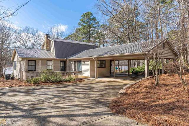 118 Lake Dr, Eatonton, GA 31024 (MLS #8725651) :: Team Cozart