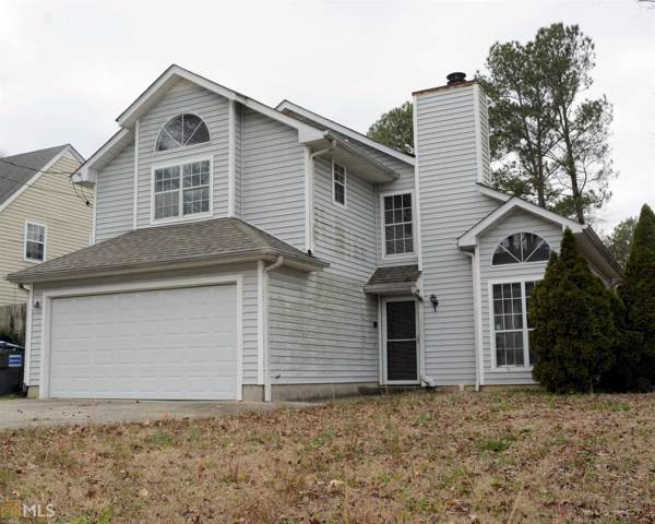 5902 Brookside Dr, Mableton, GA 30126 (MLS #8725665) :: Buffington Real Estate Group