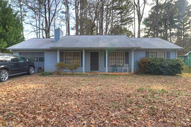 7394 Fernwood Drive, Riverdale, GA 30296 (MLS #8725706) :: Buffington Real Estate Group