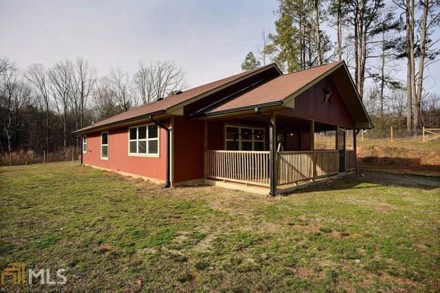 810 Old Clear Creek Rd, Ellijay, GA 30536 (MLS #8725730) :: Anita Stephens Realty Group