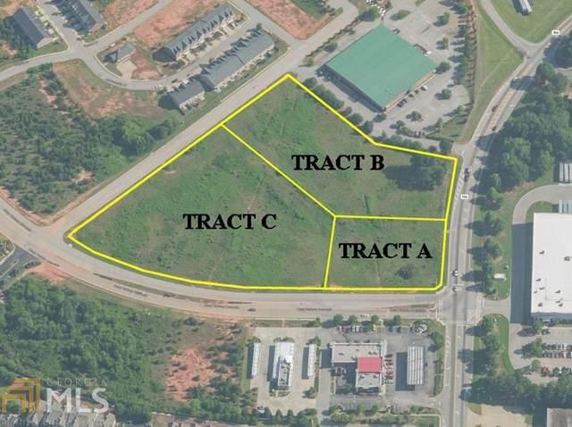 0 Henry Parkway Connector, Mcdonough, GA 30253 (MLS #8725777) :: Buffington Real Estate Group