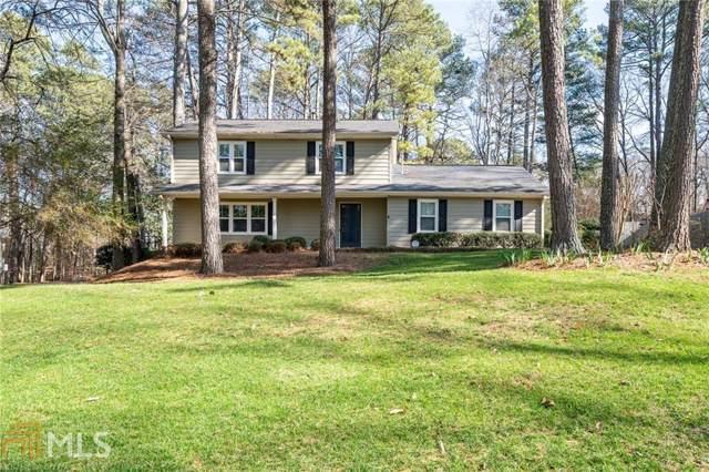 1225 Martin Ridge Road, Roswell, GA 30076 (MLS #8725785) :: Buffington Real Estate Group