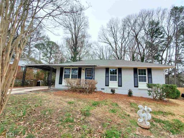 8104 Attlelboro Drive, Jonesboro, GA 30238 (MLS #8725817) :: Buffington Real Estate Group