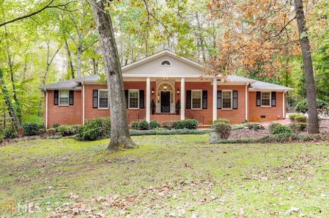 1250 Pebble Creek Road Se, Marietta, GA 30067 (MLS #8725858) :: HergGroup Atlanta