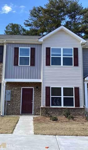 6109 Oakley Rd #66, Union City, GA 30291 (MLS #8725883) :: Buffington Real Estate Group