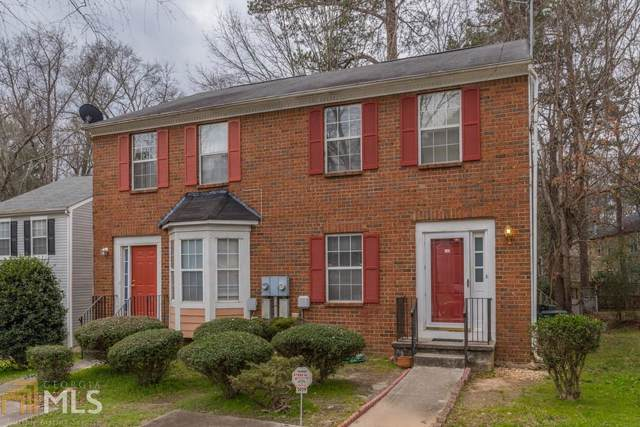 2029 Marbut Trce #195, Lithonia, GA 30058 (MLS #8725908) :: Buffington Real Estate Group