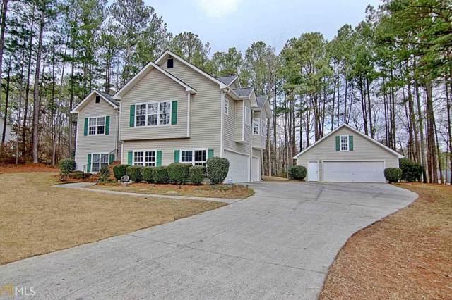 318 Major Rd, Sharpsburg, GA 30277 (MLS #8726152) :: Buffington Real Estate Group