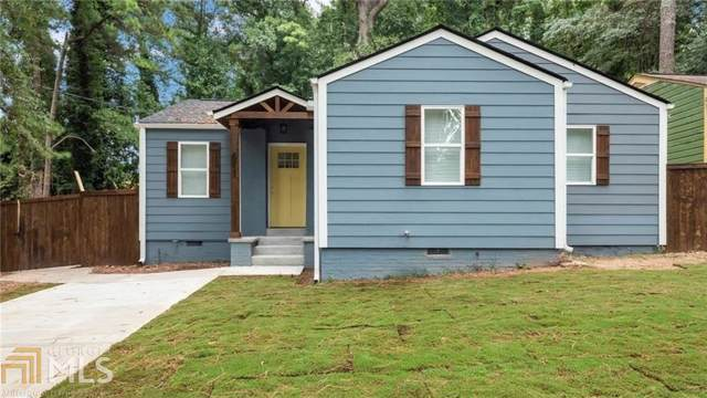 671 Charlotte Place Nw, Atlanta, GA 30318 (MLS #8726180) :: Buffington Real Estate Group