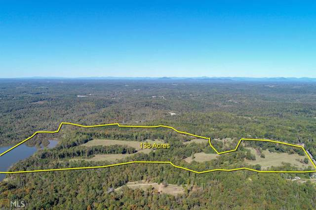 813 Hickory Flat Rd, Gillsville, GA 30543 (MLS #8726221) :: Buffington Real Estate Group