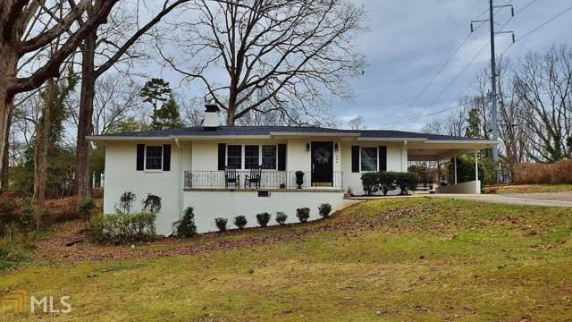 646 Fulton Dr, Gainesville, GA 30501 (MLS #8726488) :: Team Cozart