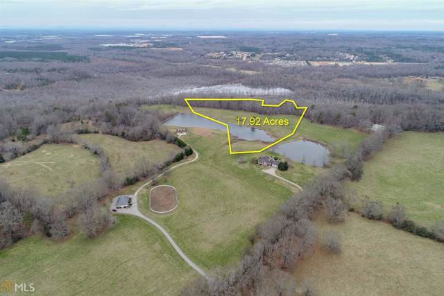 1612 Highway 124 W 17.9 Acres, Jefferson, GA 30549 (MLS #8726517) :: Team Cozart