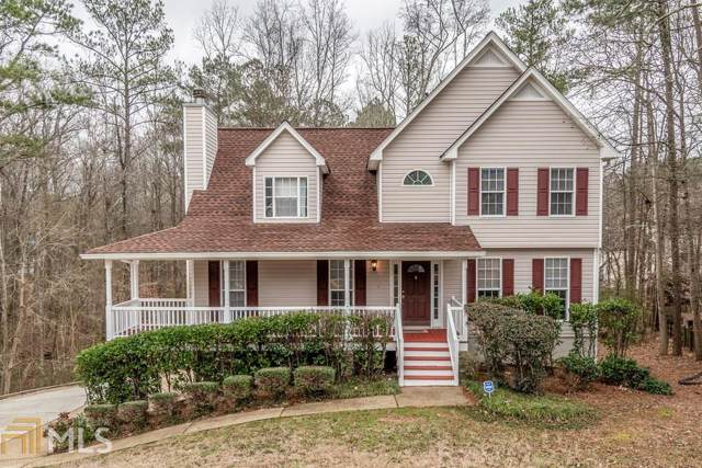 350 Norton Drive, Dallas, GA 30157 (MLS #8726725) :: Buffington Real Estate Group
