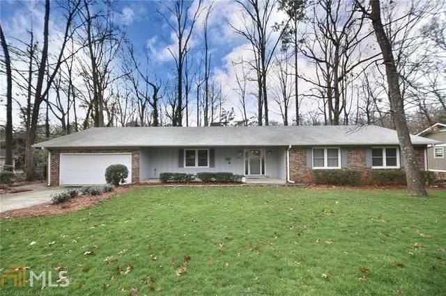 4508 Kingsgate, Atlanta, GA 30338 (MLS #8726772) :: RE/MAX Eagle Creek Realty