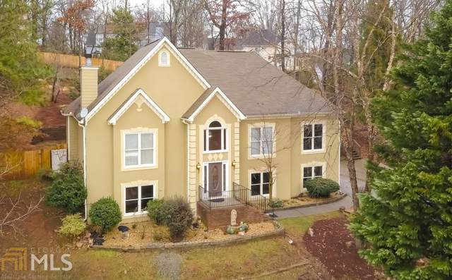 1036 Laurel Valley Dr, Marietta, GA 30064 (MLS #8726990) :: Military Realty