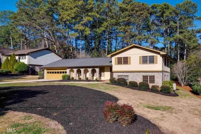 4695 Dana Terrace, Lilburn, GA 30047 (MLS #8727069) :: John Foster - Your Community Realtor