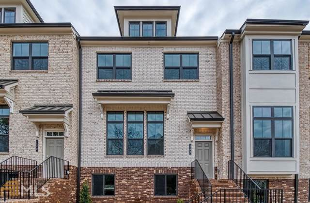 140 Fairview Circle, Roswell, GA 30076 (MLS #8727114) :: Crown Realty Group