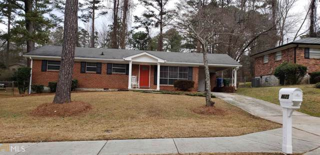 4625 SW Tell Rd, Atlanta, GA 30331 (MLS #8727156) :: Crown Realty Group