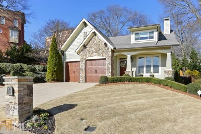 389 Waterman Street Se, Marietta, GA 30060 (MLS #8727233) :: Crown Realty Group