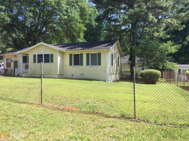 2341 SE Jernigan Pl., Atlanta, GA 30315 (MLS #8727317) :: John Foster - Your Community Realtor