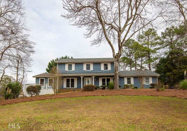 520 SE Clubland Cir, Conyers, GA 30094 (MLS #8727370) :: Bonds Realty Group Keller Williams Realty - Atlanta Partners