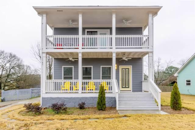 274 Milton, Atlanta, GA 30315 (MLS #8727622) :: Buffington Real Estate Group