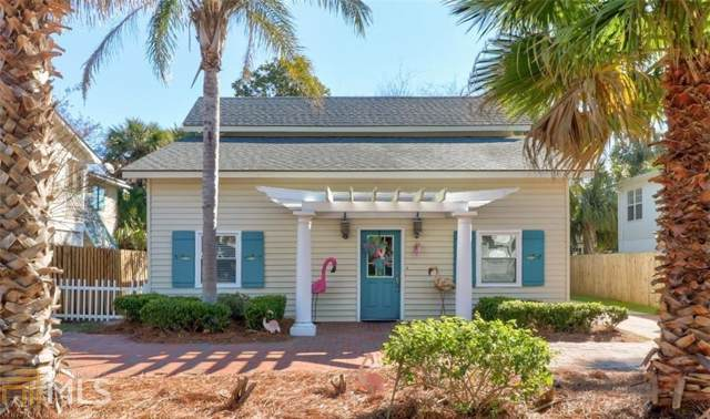 1406 Jones Ave, Tybee Island, GA 31328 (MLS #8727647) :: Anderson & Associates