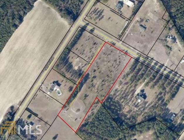 0 Hayes Lake Rd, Brooklet, GA 30415 (MLS #8727990) :: RE/MAX Eagle Creek Realty