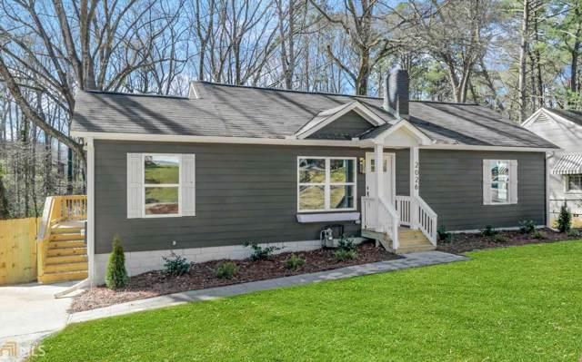 2026 North Ave, Atlanta, GA 30318 (MLS #8728033) :: Buffington Real Estate Group