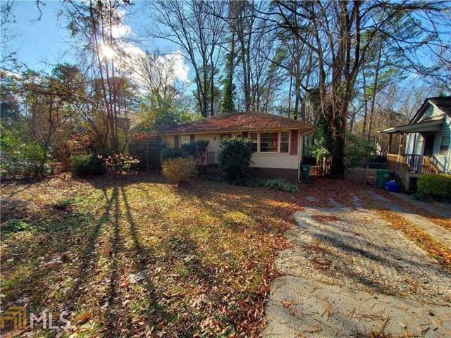 553 Daniel Ave, Decatur, GA 30032 (MLS #8728203) :: RE/MAX Eagle Creek Realty