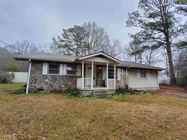 40 Oak St, Hampton, GA 30228 (MLS #8728980) :: Team Cozart