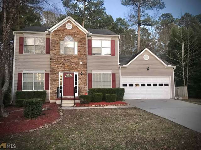 904 Park Place Dr, Loganville, GA 30052 (MLS #8729228) :: Military Realty