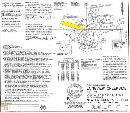 130 Brookview Pl #39, Oxford, GA 30054 (MLS #8729404) :: Athens Georgia Homes