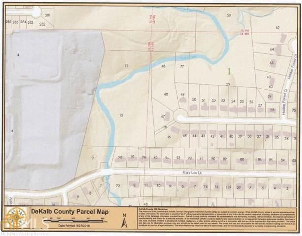 1704 Boulderview Dr, Atlanta, GA 30316 (MLS #8729473) :: Buffington Real Estate Group