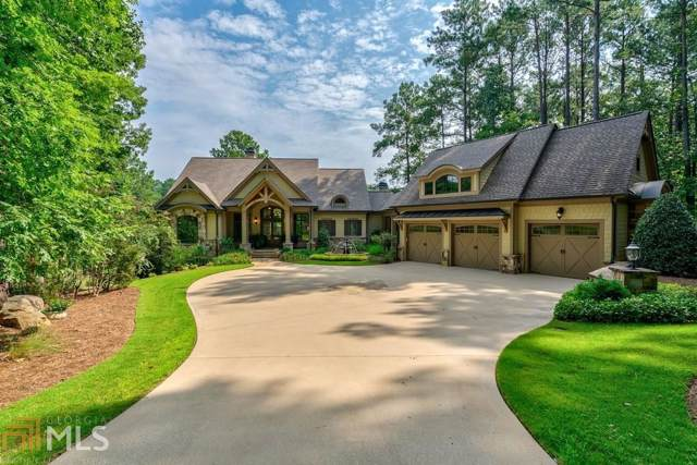 2581 Parrotts Pointe Rd, Greensboro, GA 30642 (MLS #8729889) :: Tim Stout and Associates