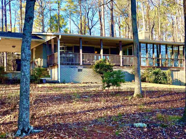 71 Lake Oglethorpe, Arnoldsville, GA 30619 (MLS #8730340) :: Team Reign
