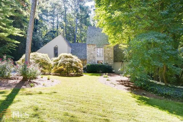 130 River North Dr, Atlanta, GA 30328 (MLS #8730718) :: The Heyl Group at Keller Williams
