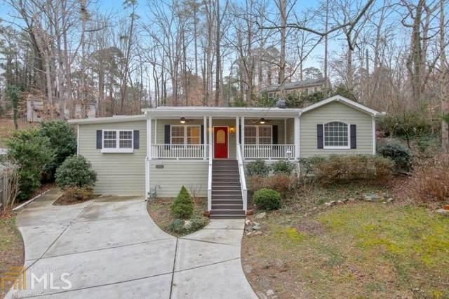 156 Mountain Park Rd, Roswell, GA 30075 (MLS #8730944) :: Rettro Group