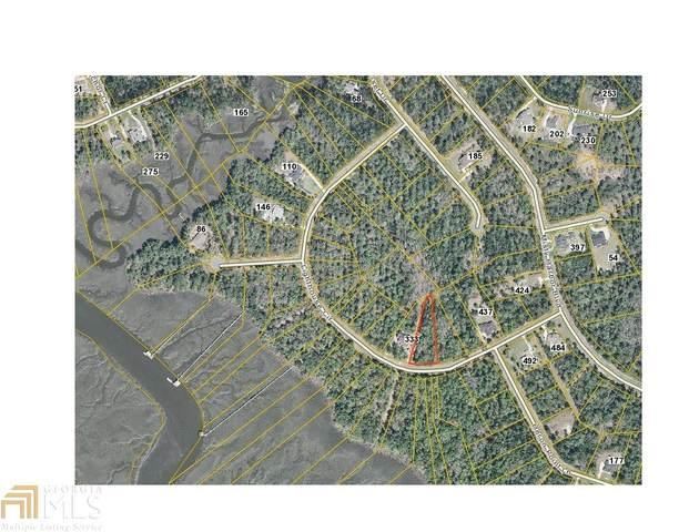 0 Lot 51 Misty Harbor, Woodbine, GA 31569 (MLS #8731017) :: Military Realty