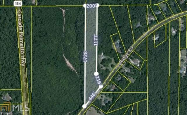 0 Ridge Rd, South Fulton, GA 30213 (MLS #8731167) :: Tim Stout and Associates