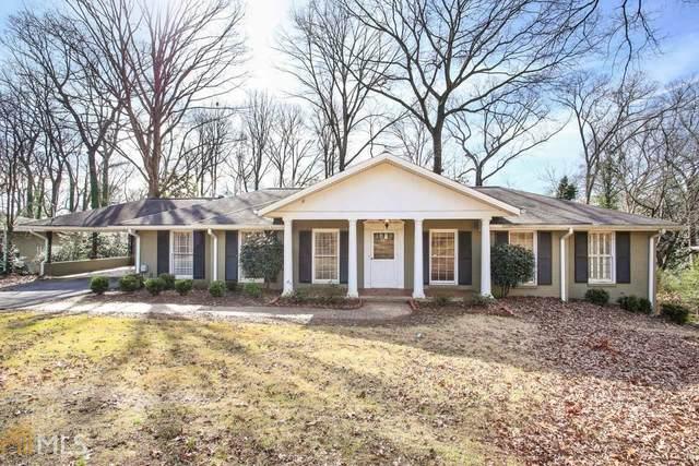 345 Franklin Rd, Atlanta, GA 30342 (MLS #8731215) :: Tim Stout and Associates
