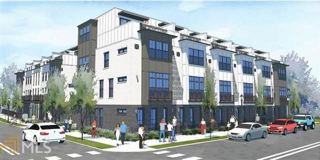 574 Boulevard Pl #4, Atlanta, GA 30308 (MLS #8731219) :: Athens Georgia Homes