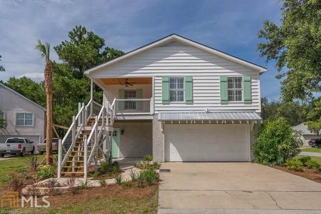 105 Travellers Way, St. Simons, GA 31522 (MLS #8731279) :: Athens Georgia Homes