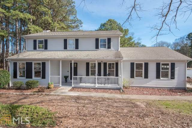 255 Country Squire Dr #17, Fayetteville, GA 30215 (MLS #8731296) :: Athens Georgia Homes