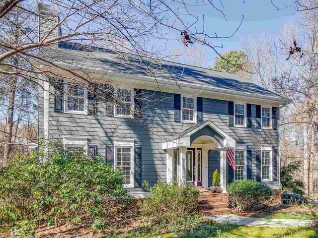 190 Wyngate Cir, Fayetteville, GA 30215 (MLS #8731324) :: Athens Georgia Homes