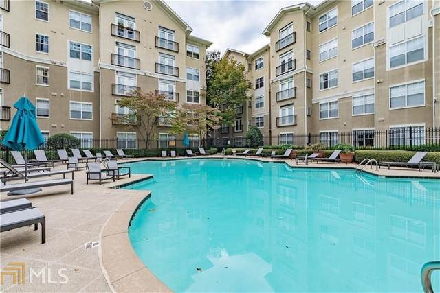800 NE Peachtree St #1315, Atlanta, GA 30308 (MLS #8731920) :: Team Cozart