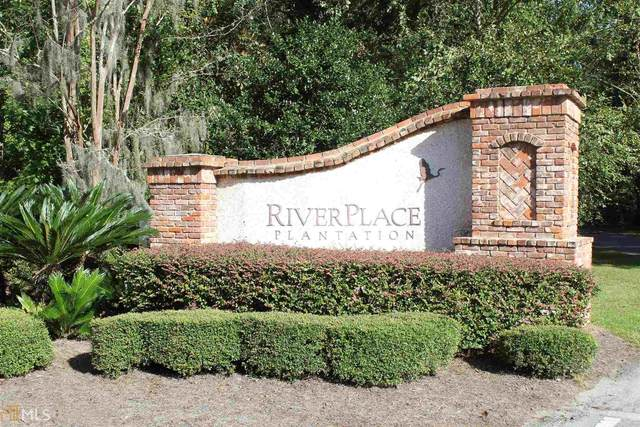 0 River Place Dr Lot 31, Waverly, GA 31565 (MLS #8732090) :: The Heyl Group at Keller Williams