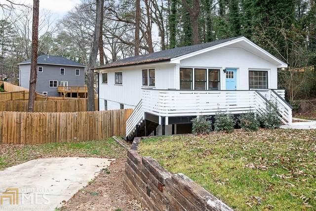 1949 Stanton St, Decatur, GA 30032 (MLS #8732380) :: RE/MAX Eagle Creek Realty