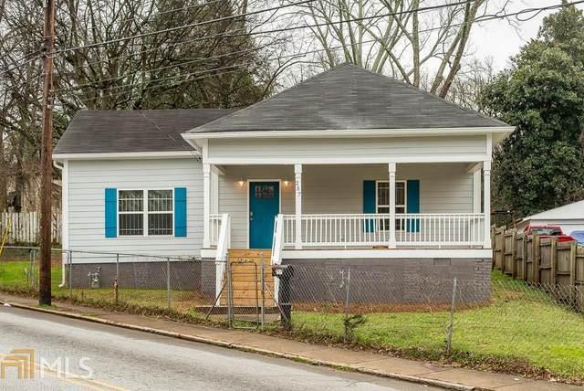 257 Claire Dr, Atlanta, GA 30315 (MLS #8732395) :: Buffington Real Estate Group