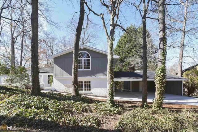 2420 Leisure Lake, Atlanta, GA 30338 (MLS #8732469) :: RE/MAX Eagle Creek Realty