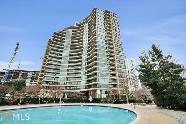 700 Park Regency Pl #2202, Atlanta, GA 30326 (MLS #8732733) :: Rich Spaulding